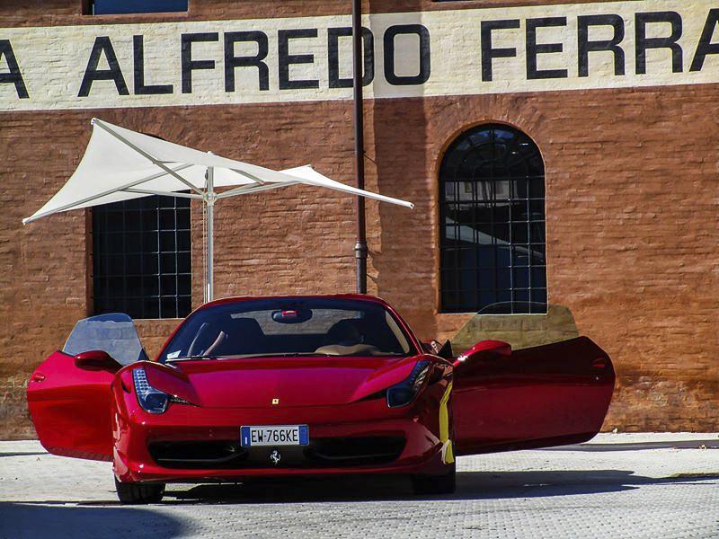 Bolidi a casa Ferrari - Luca Nacchio - Modena (MO)