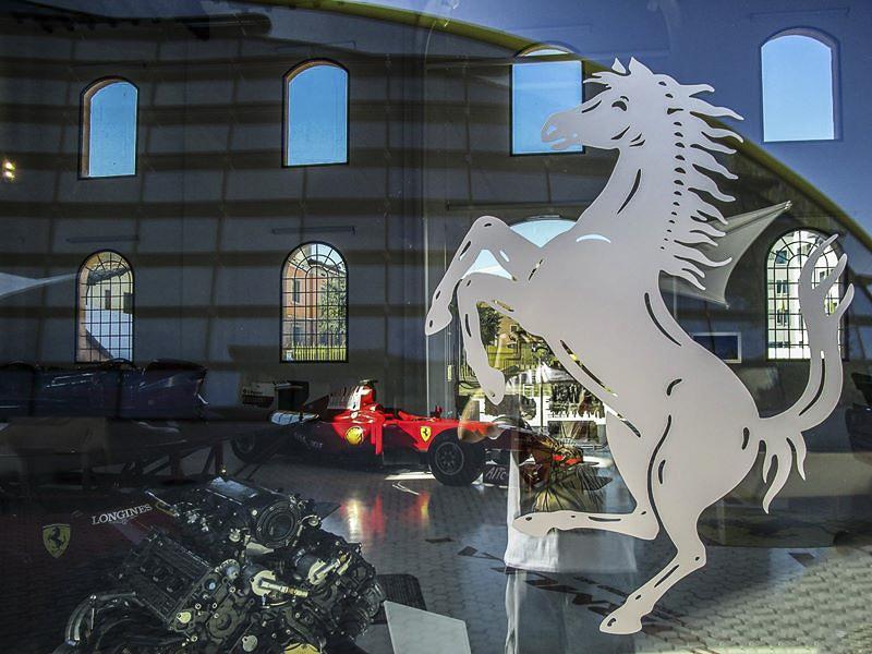 Nel regno dei motori - Luca Nacchio - Modena (MO)