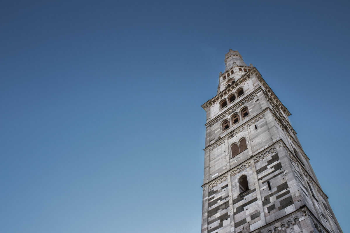 La torre civica di Modena - Luca Nacchio - Modena (MO)