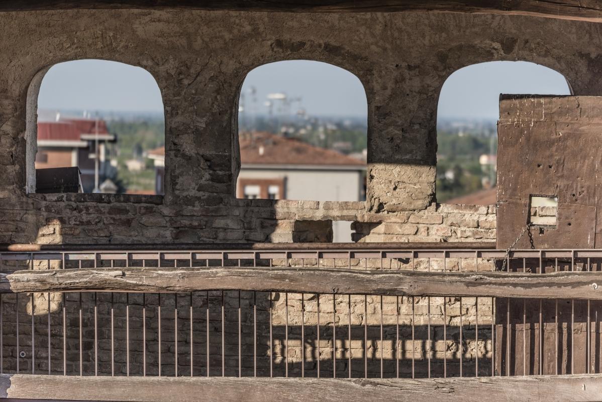 Passerella della Rocca - Quart1984 - Vignola (MO)