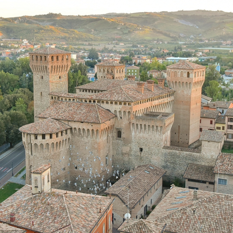 Castello Estense di Vignola - Mauro Ricc - Vignola (MO)