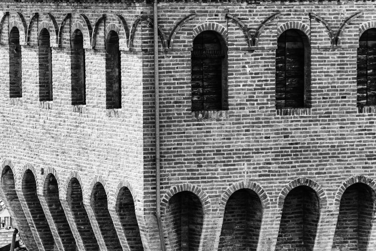 Torre della Rocca di Vignola - Quart1984 - Vignola (MO)
