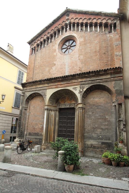 001889 ex chiesa di s. ilario - Gialess - Piacenza (PC)