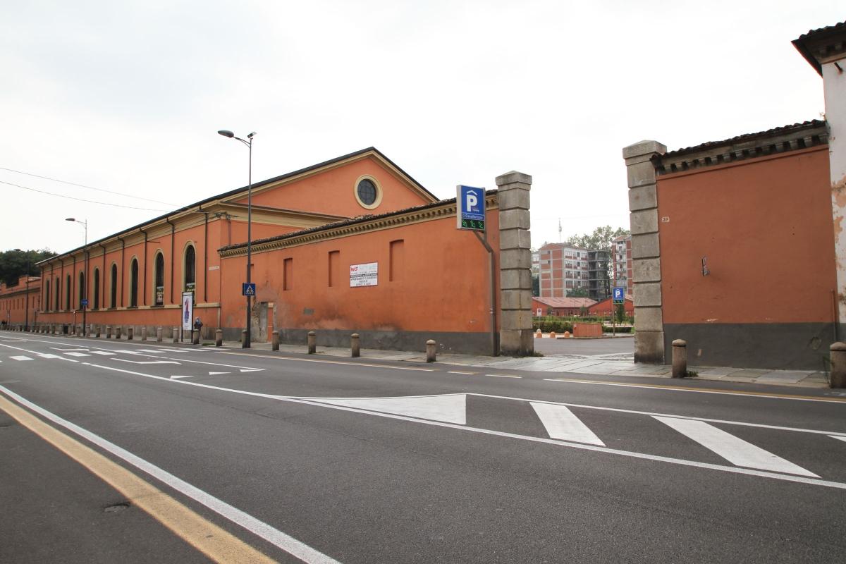 001906 la cavallerizza - Gialess - Piacenza (PC)
