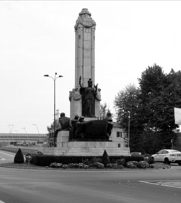001897 monumento ai pontieri - Gialess - Piacenza (PC)