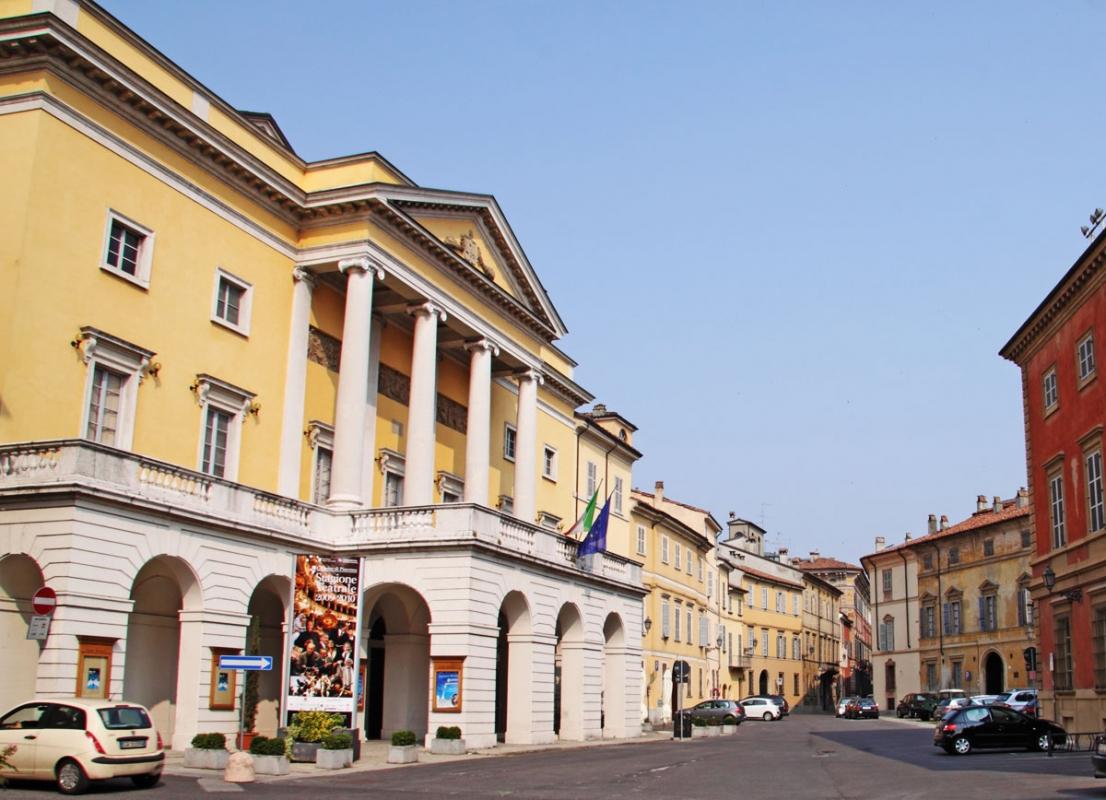 Teatro munucipale - Gialess - Piacenza (PC)