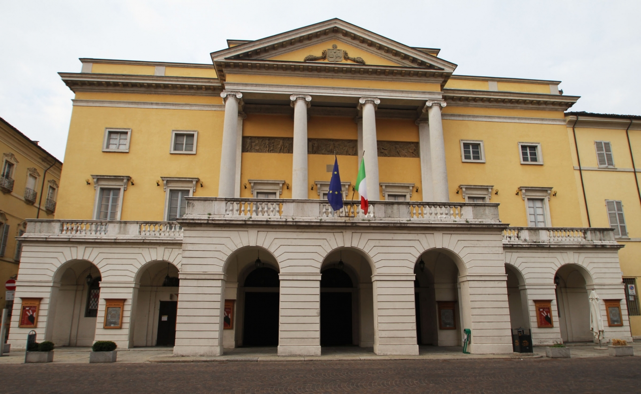 001885 teatro municipale di piacenza - Gialess - Piacenza (PC)