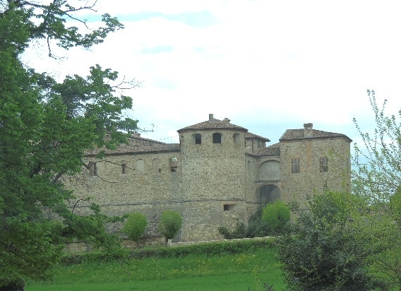 Rocca di Agazzano - Paperkat - Agazzano (PC)