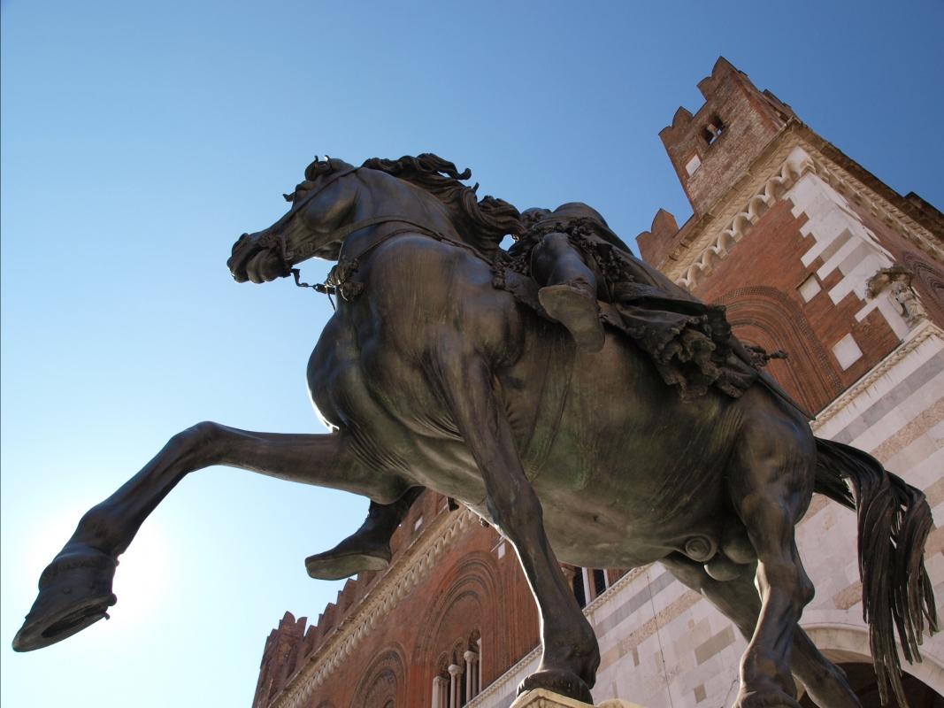 Monumento a Ranuccio I Farnese - Paolo Nicolini - Piacenza (PC)