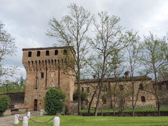 Il castello di Paderna - Paperkat - Pontenure (PC)
