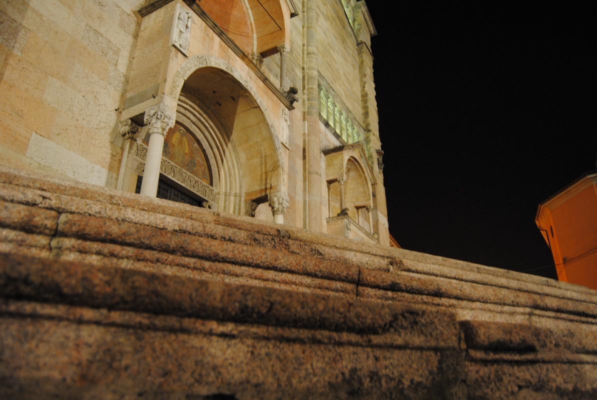 Sagrato duomo bynight - Ele.vt - Piacenza (PC)