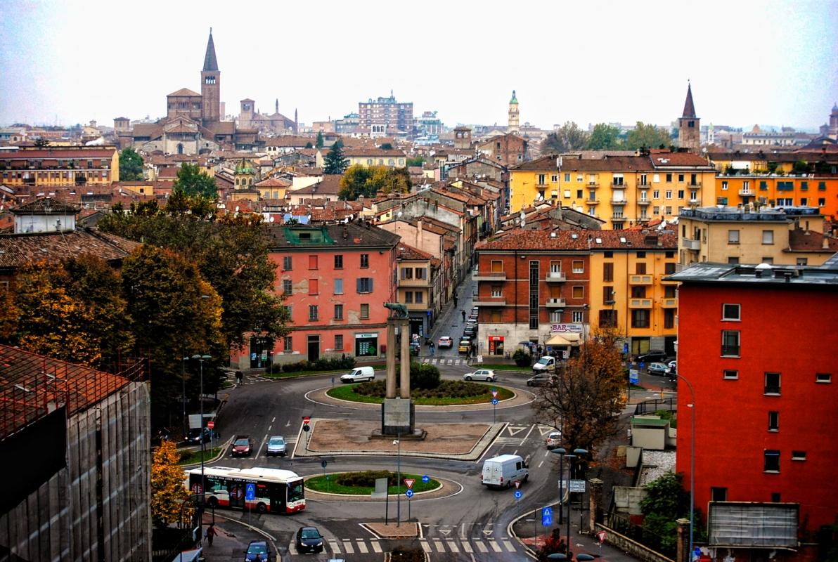 La lupa dall'alto - Ghizzoni Claudio - Piacenza (PC)