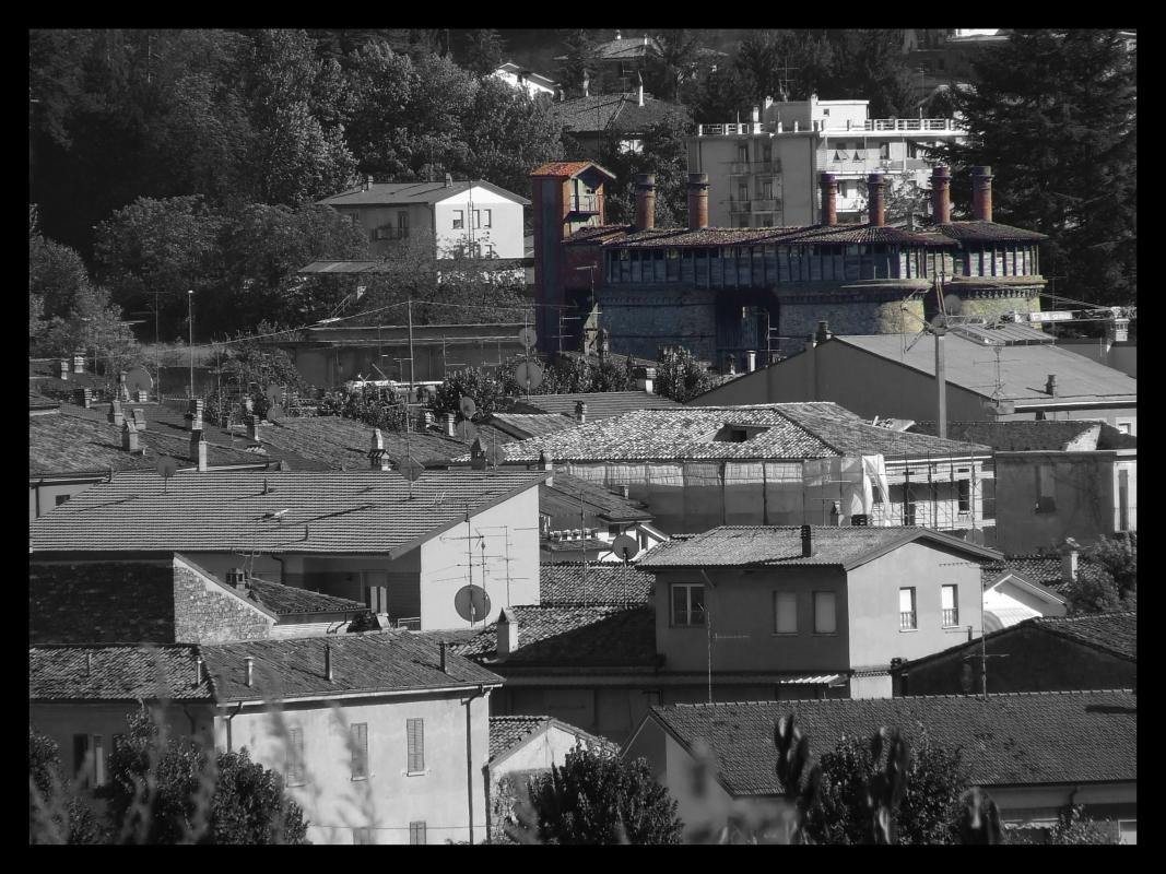 Fornaci Cementirossi 4 - Davide Ceresa - Ponte dell'Olio (PC)