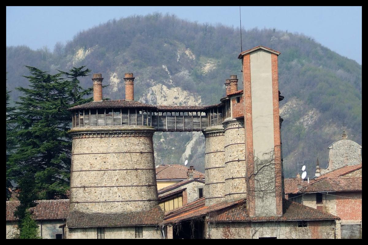 Fornaci Cementirossi 5 - Davide Ceresa - Ponte dell'Olio (PC)
