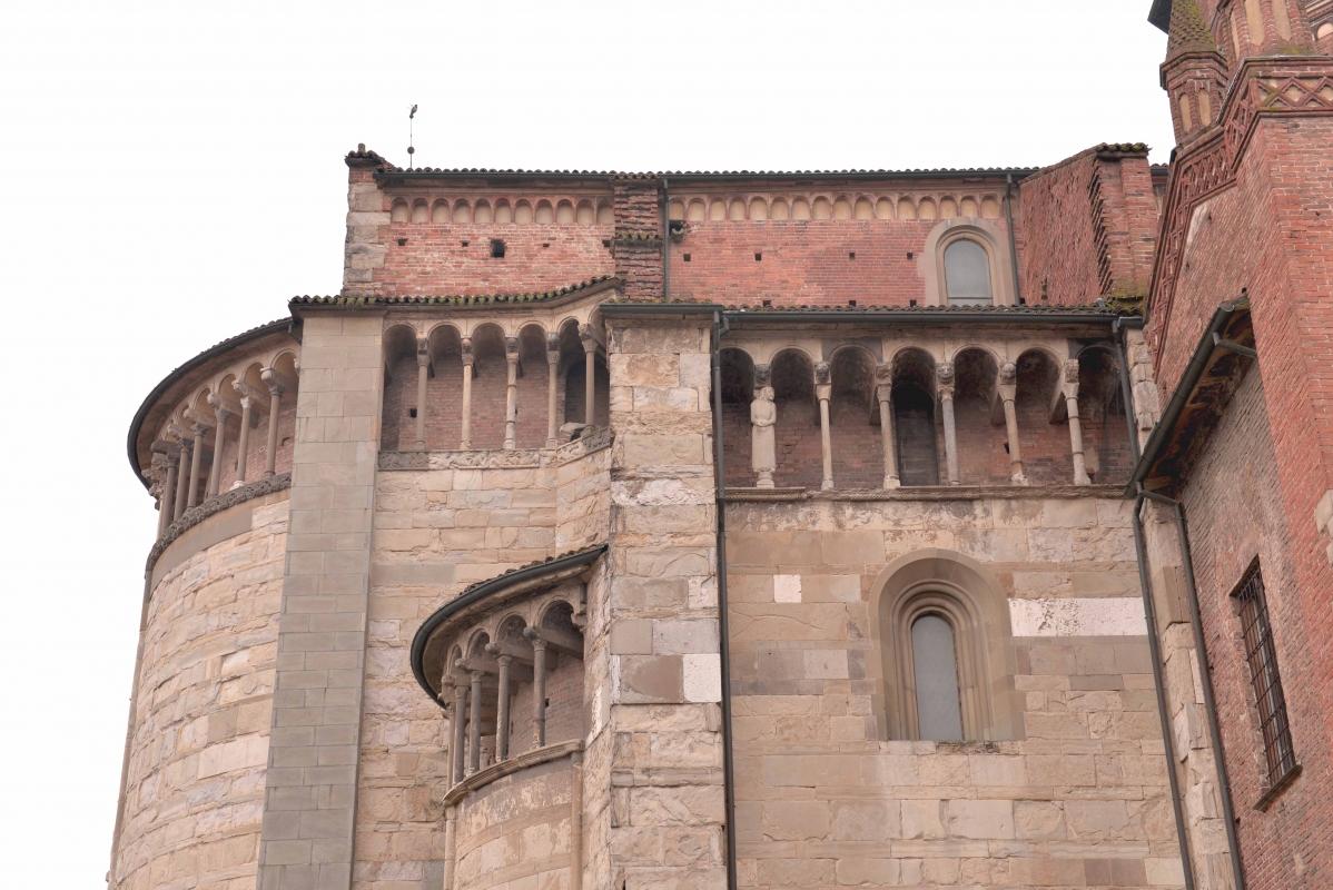 Abside della cattedrale - Serberg+commonswiki - Piacenza (PC)