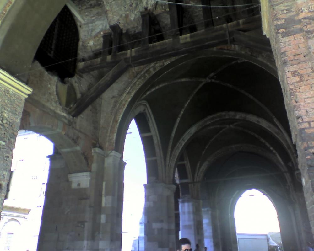 Particolare del loggione - Manuel.frassinetti - Piacenza (PC)