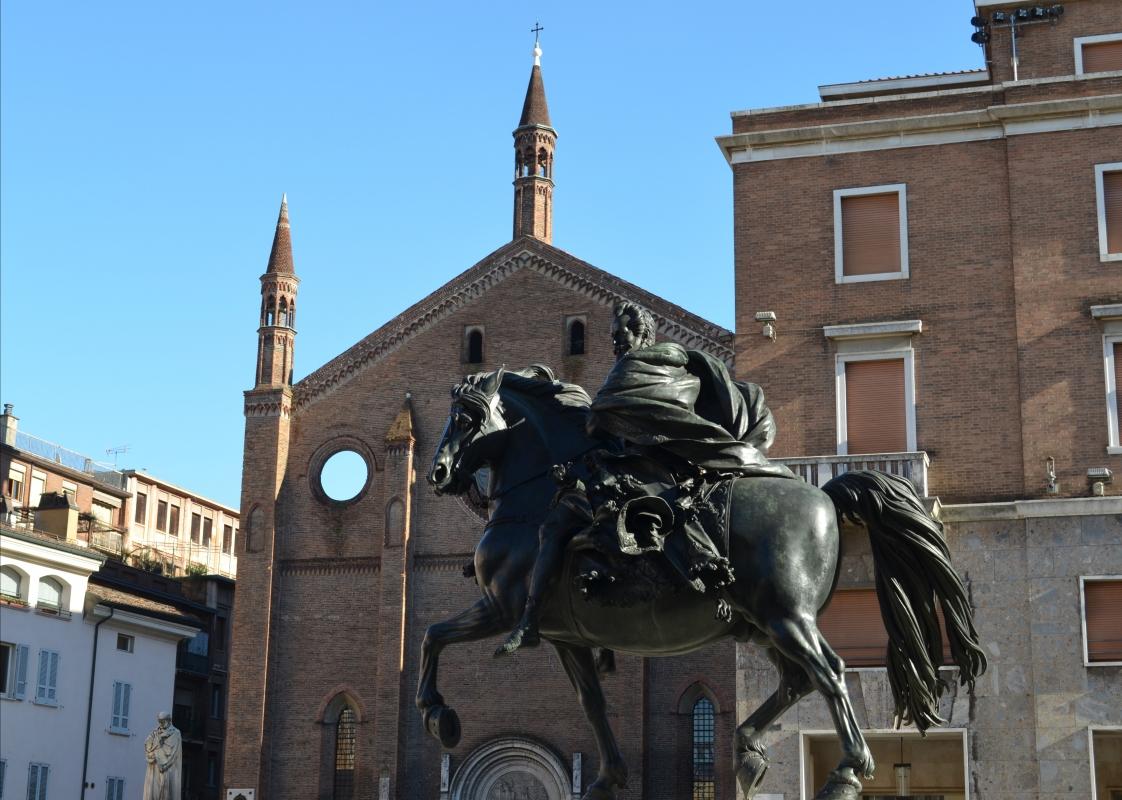 Statue Equestri Alessandro Farnese - Victoriaproko - Piacenza (PC)
