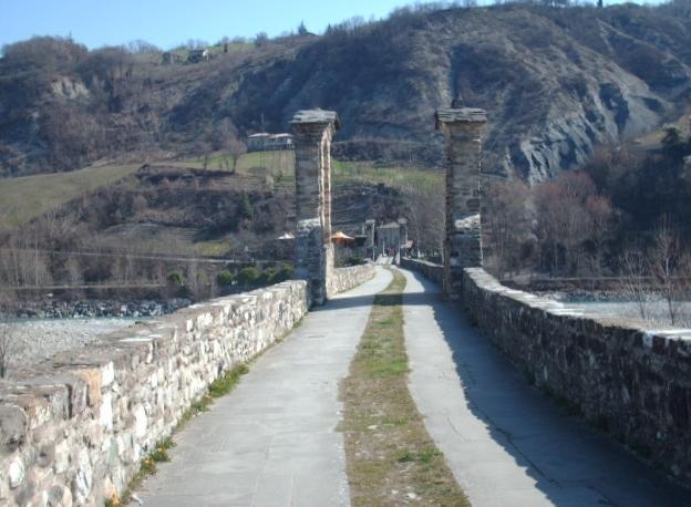 La via di fuga - Angelica Zarafa - Bobbio (PC)