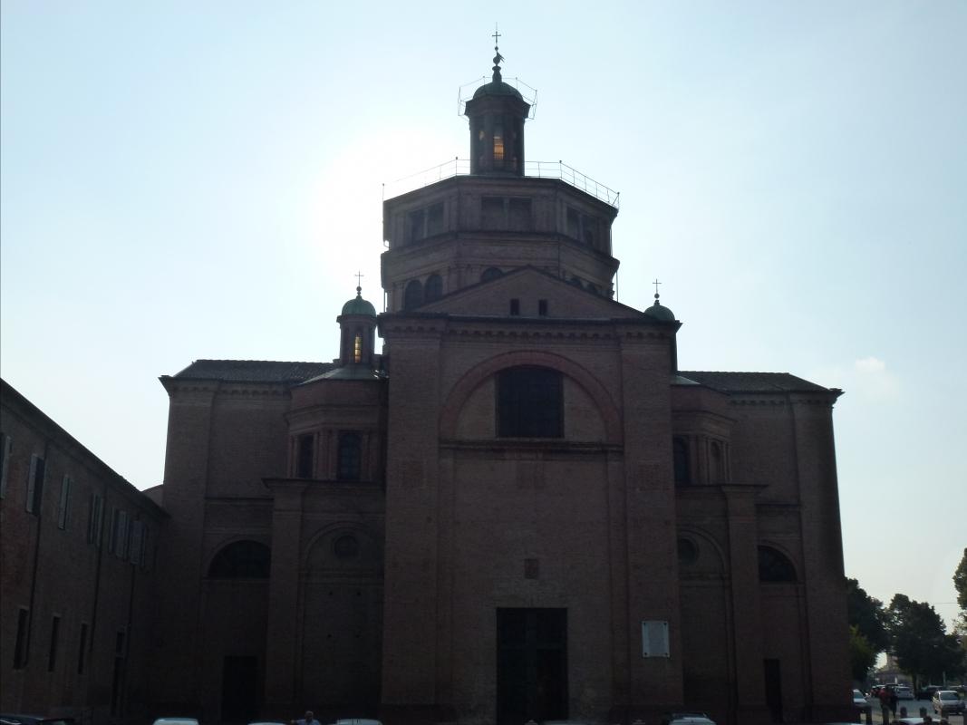 Santa Maria di campagna veduta frontale - Michele aldi - Piacenza (PC)
