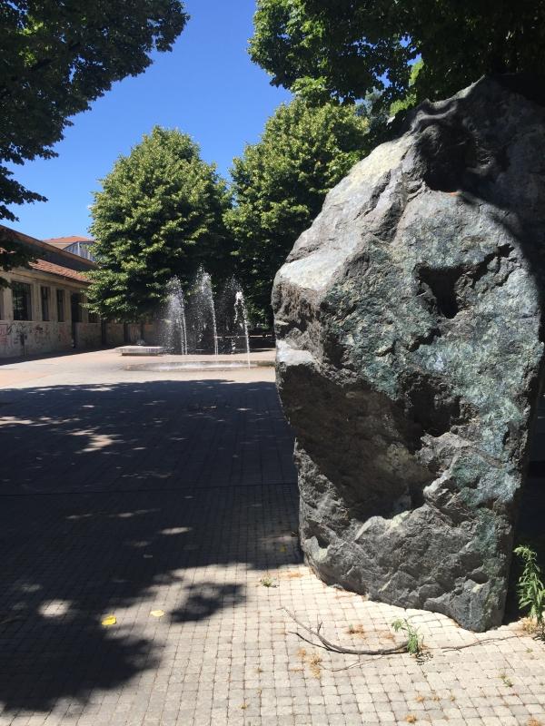 Primitive water - Diego.boscarino - Piacenza (PC)