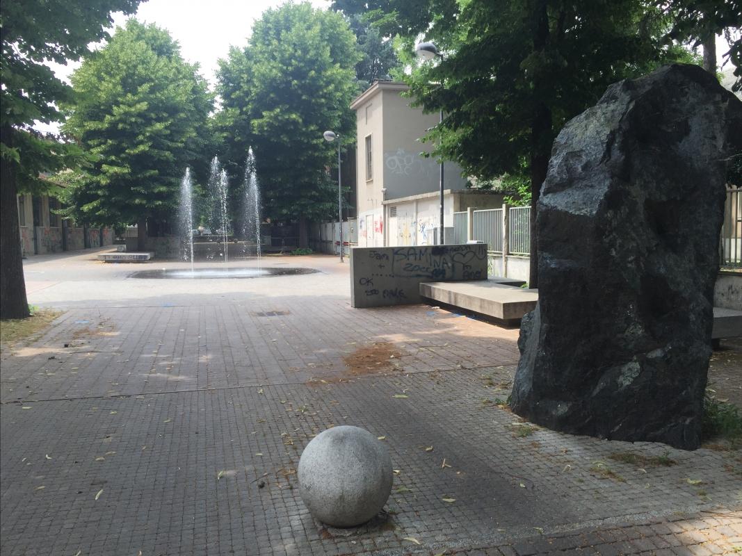 Paesaggio di bronzo - Diego.boscarino - Piacenza (PC)
