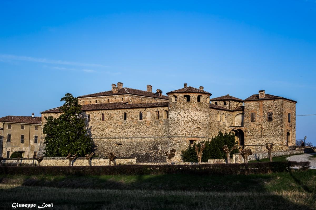 Castello di Agazzano (PC) - Losig - Agazzano (PC)