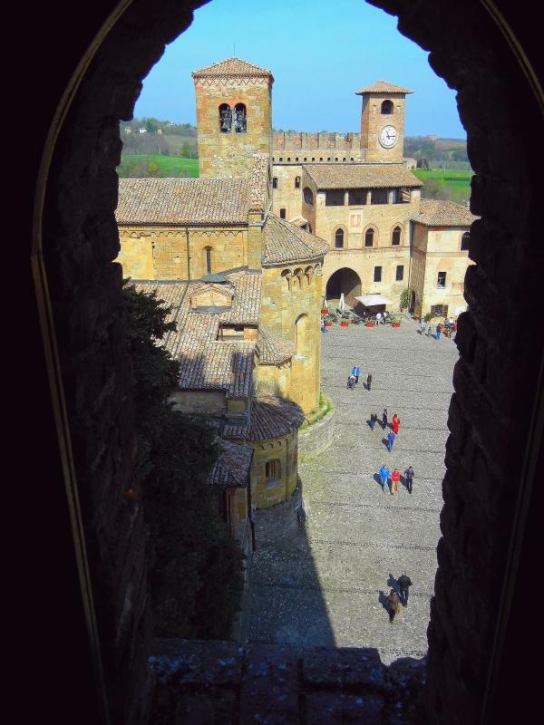 Cutigliano-castell'arquato-salsomaggiore aprile 2012 974 - Federico Lugli - Castell'Arquato (PC)