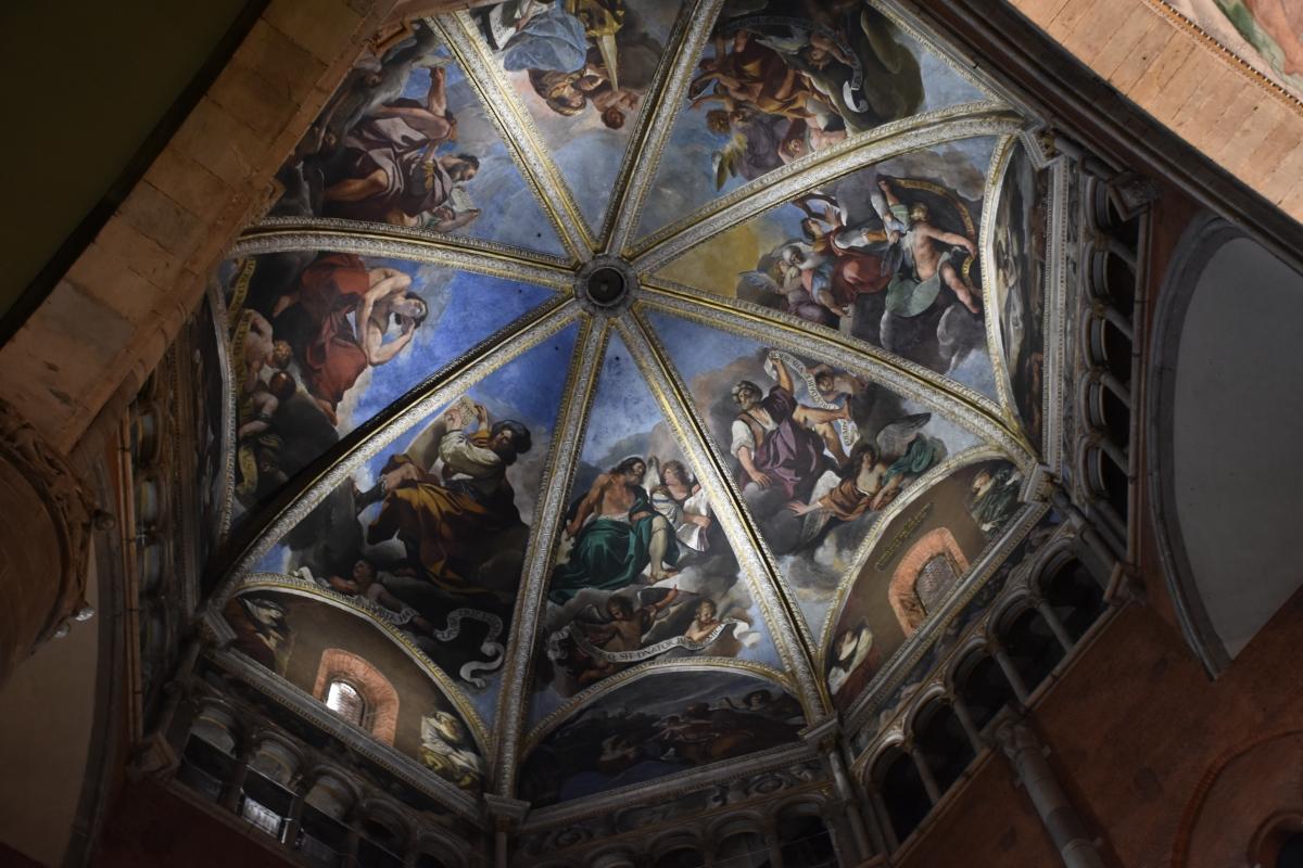 Duomo di Piacenza. La cupola del Guercino - Mantovanim Raffaella - Piacenza (PC)