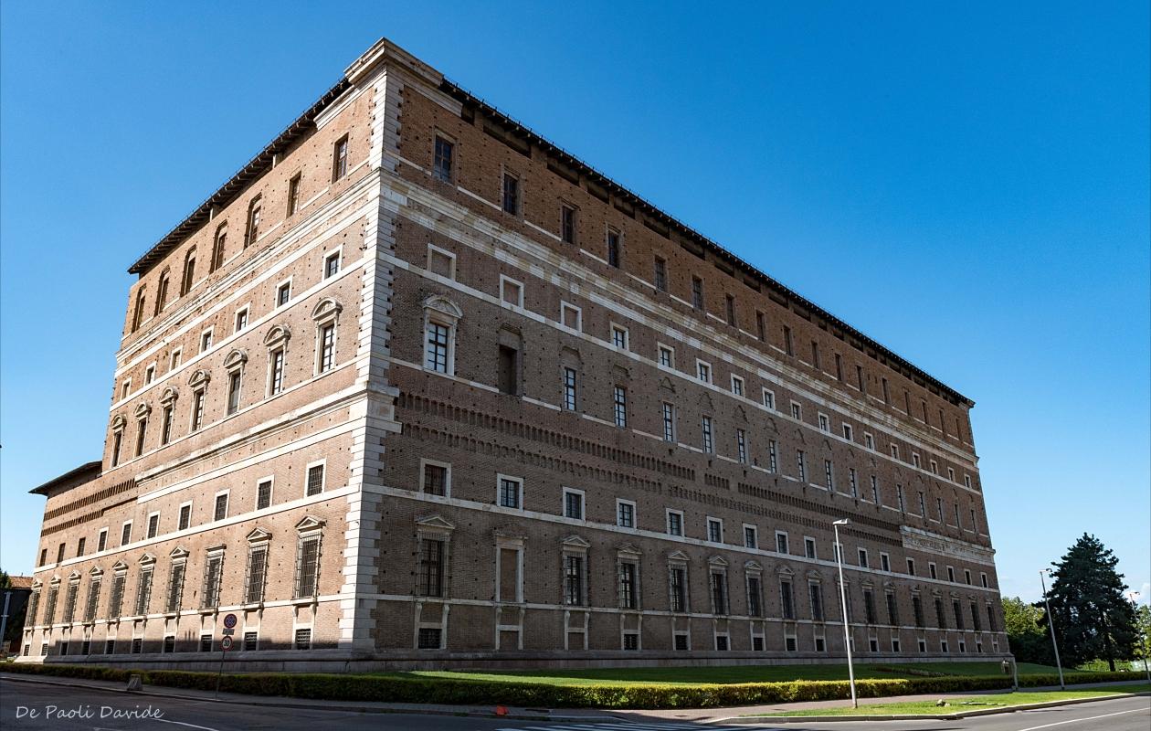 Palazzo farnese piacenza agosto 2018 - Giottodigitaleph - Piacenza (PC)