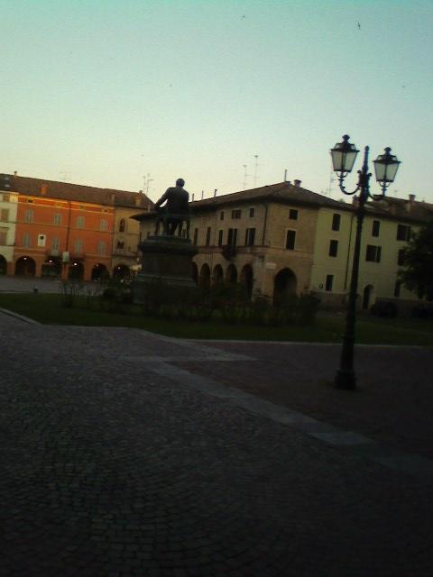 Monumento a Giuseppe Verdi - Busseto 02 - Nicbe - Busseto (PR)