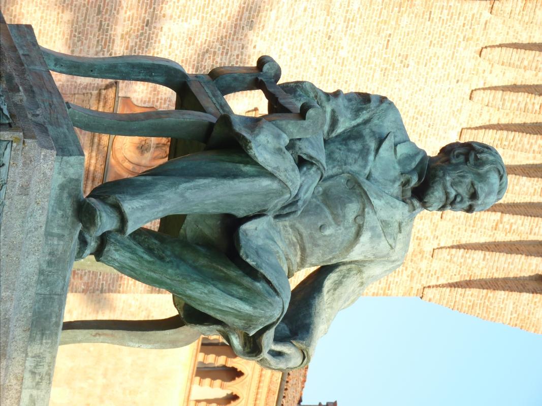 Monumento Giuseppe Verdi - Busseto - IL MORUZ - Busseto (PR)