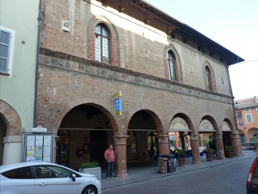 Caffè Centrale su Via Roma - Busseto - IL MORUZ - Busseto (PR)