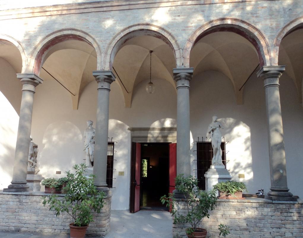 Palazzetto Eucherio Sanvitale Ingresso - YouPercussion - Parma (PR)