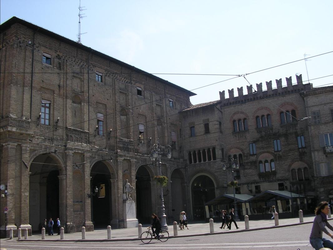 Facciata del Palazzo Comunale di Parma - Palladino Neil - Parma (PR)