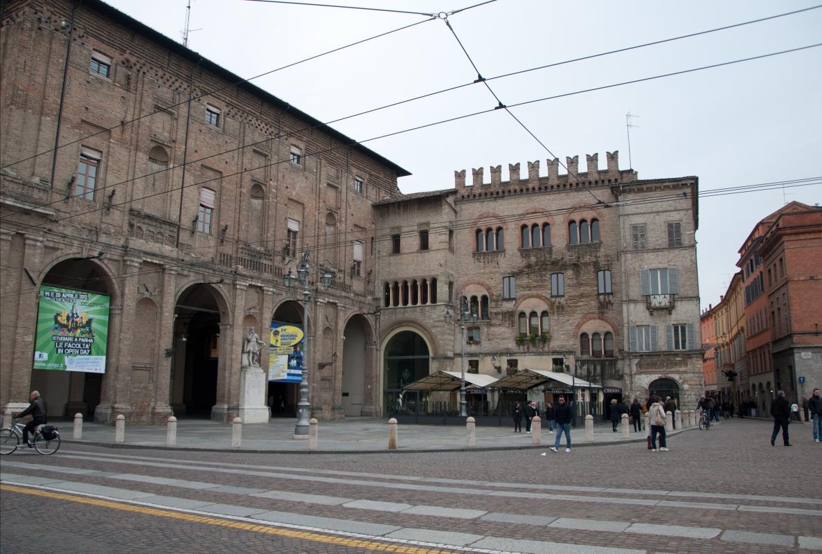 Palazzo del Comune di Parma - Fabio Duma - Parma (PR)