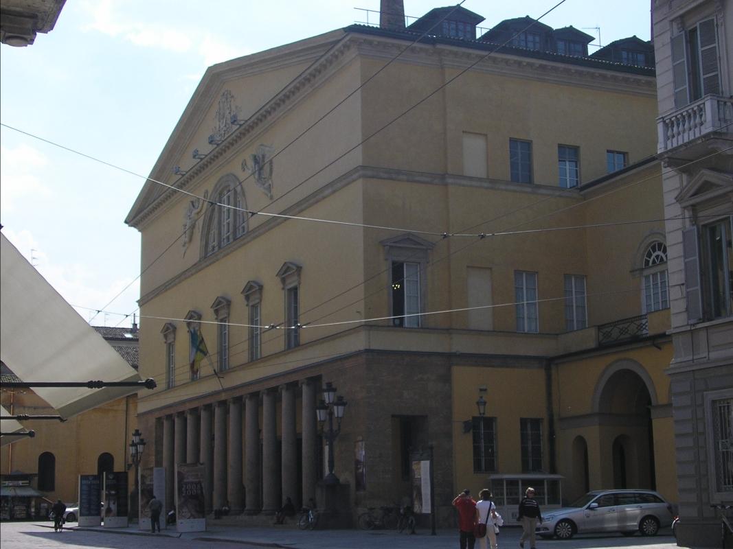 Teatro Regio - Parma - Palladino Neil - Parma (PR)