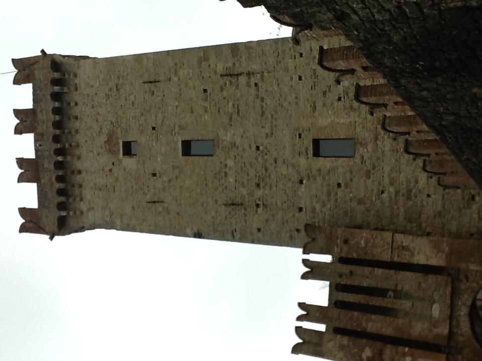Borgo di Vigoleno il Mastio ed il Rivellino - Ombasini - Bardi (PR)