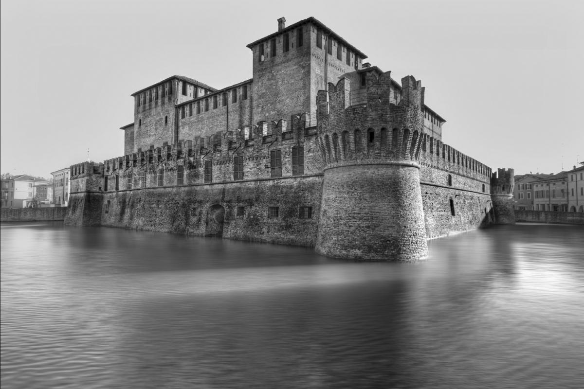 Rocca Possente di Fontanellato - Nicola Bisi - Fontanellato (PR)