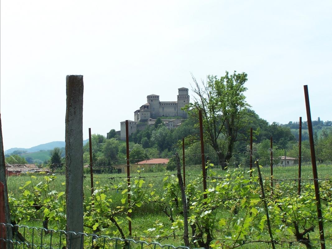 Il Castello di Torrechiara e le sue colline - Le.laura - Langhirano (PR)