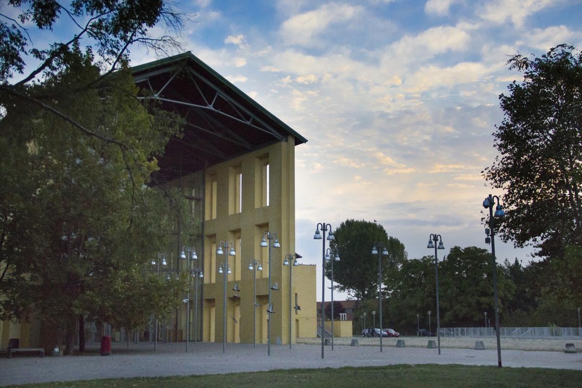 Auditorium Niccolò Paganini - Mirco Pattera - Parma (PR)