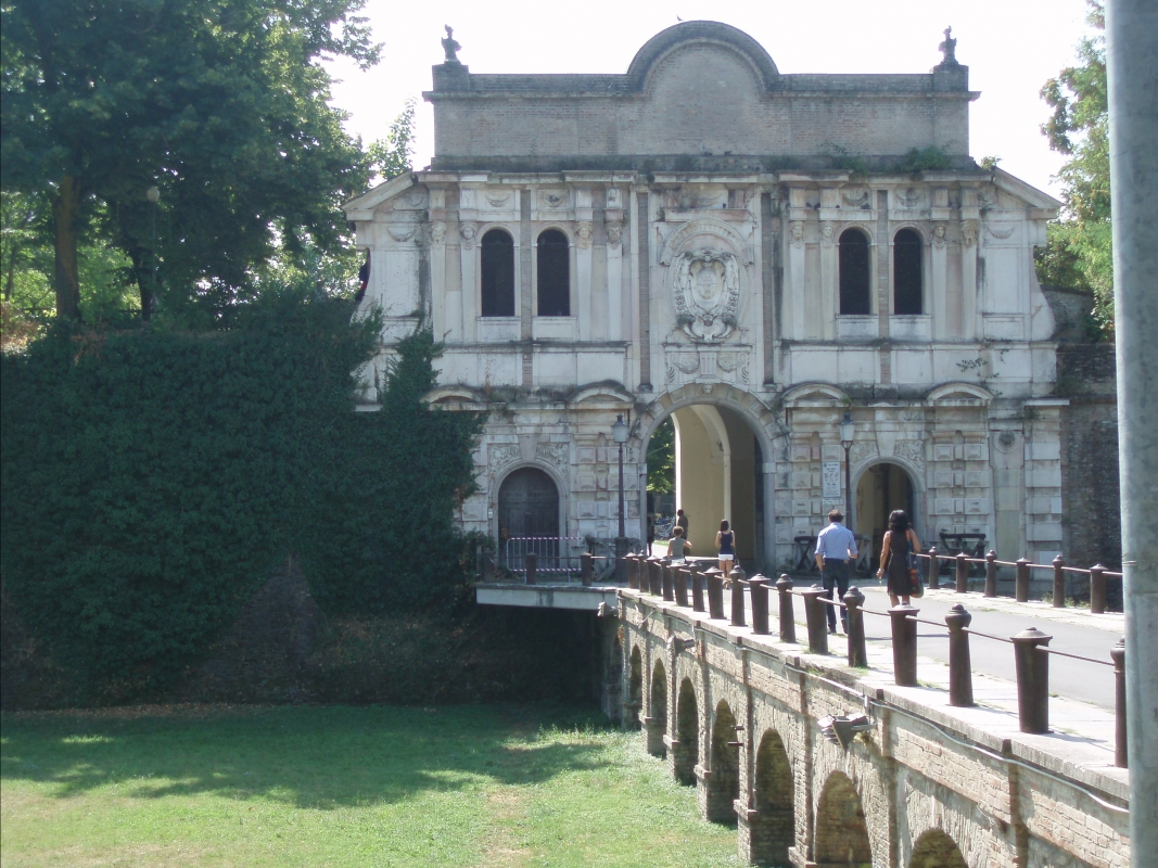 Porta cittadella di Parma - Marcogiulio - Parma (PR)