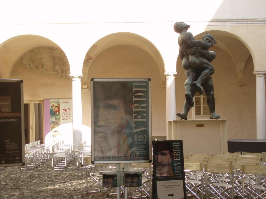 Palazzo Cusani (Casa della Musica) di Parma - Marcogiulio - Parma (PR)