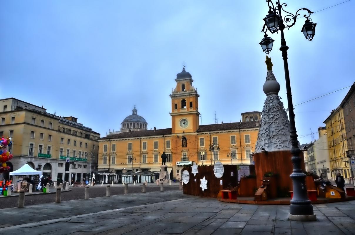 Palazzo del Governatore. - Paperkat - Parma (PR)