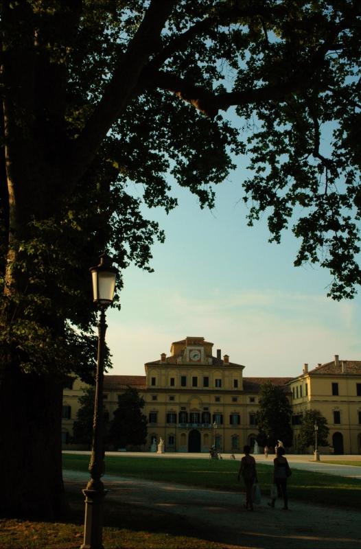 Palazzo Ducale, luglio 2013 - Virgi24 - Parma (PR)