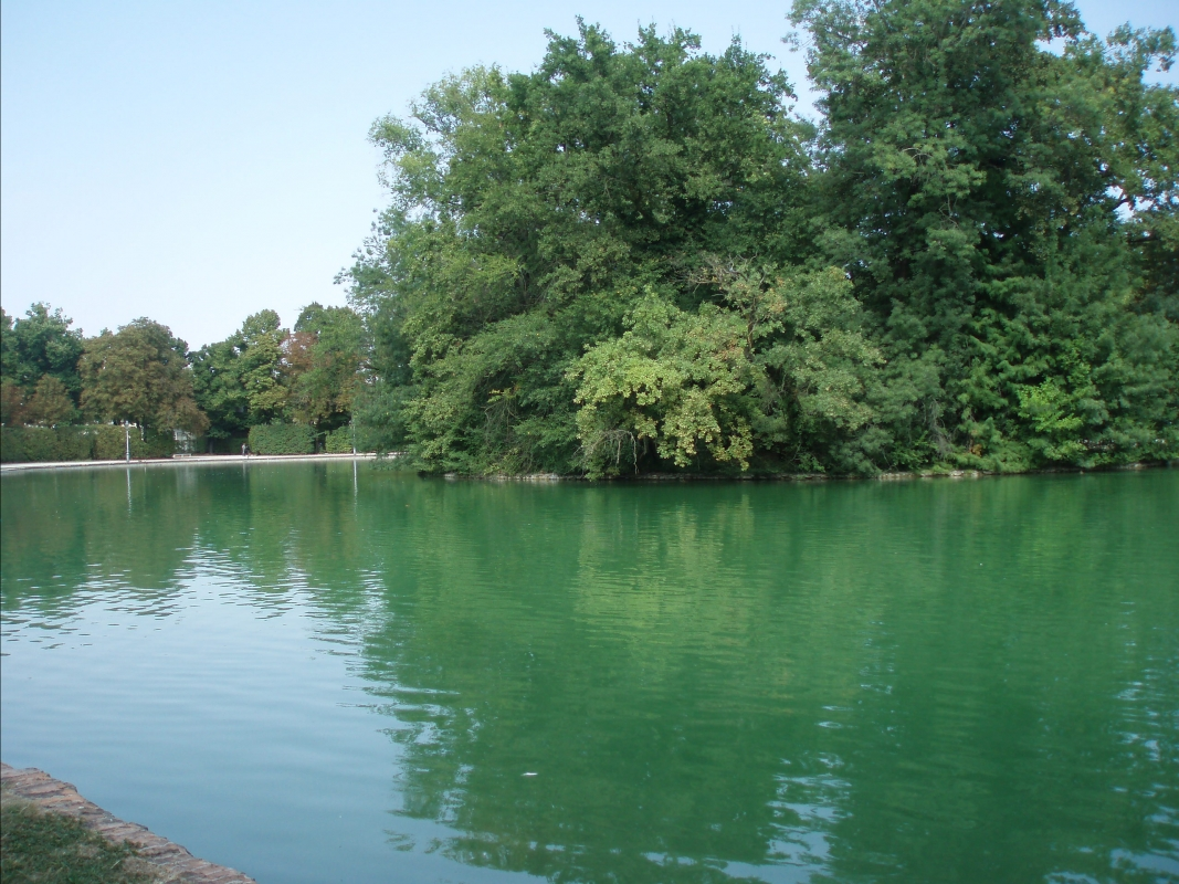Vasca Parco Ducale di Parma - 2 - Marcogiulio - Parma (PR)