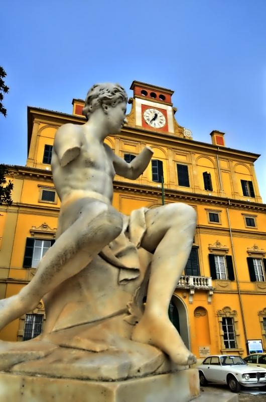 Palazzo Ducale a Parma - Paperkat - Parma (PR)