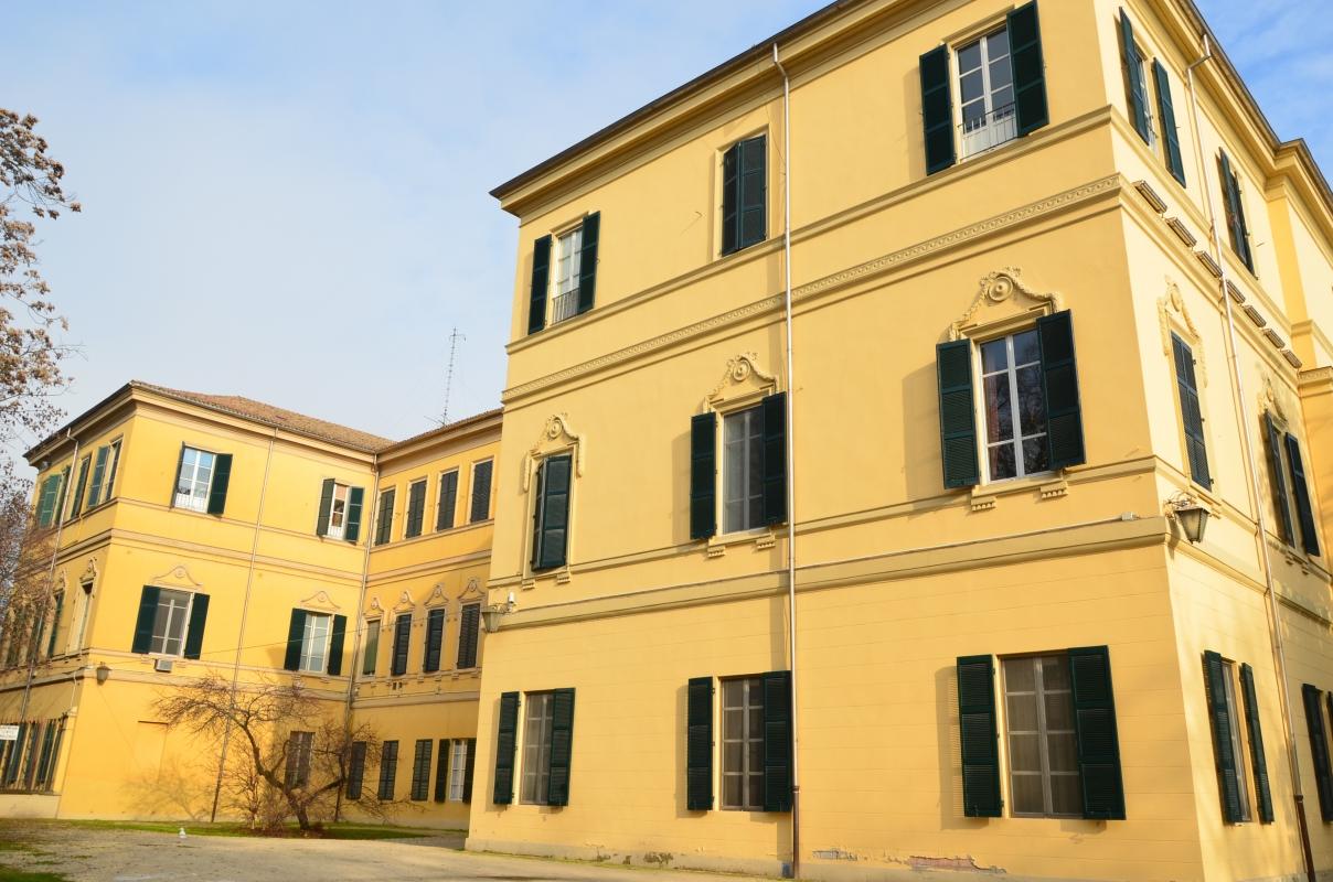 Parma il palazzo Ducale . - Paperkat - Parma (PR)