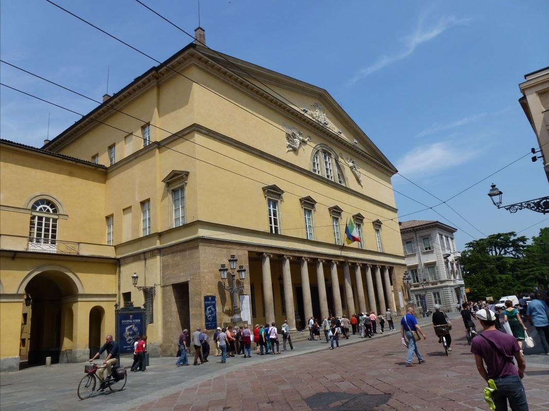 Teatro Regio Parma - Eliocommons - Parma (PR)