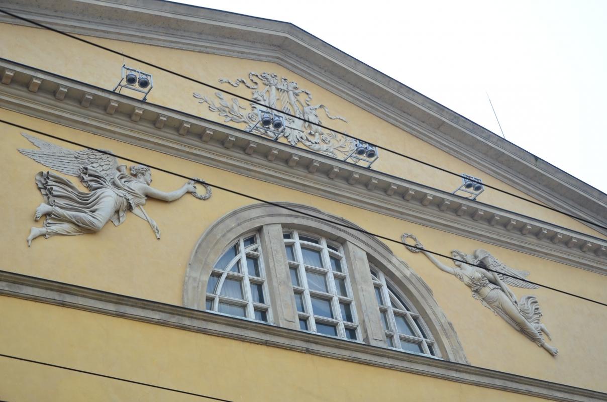Il teatro Regio - Paperkat - Parma (PR)