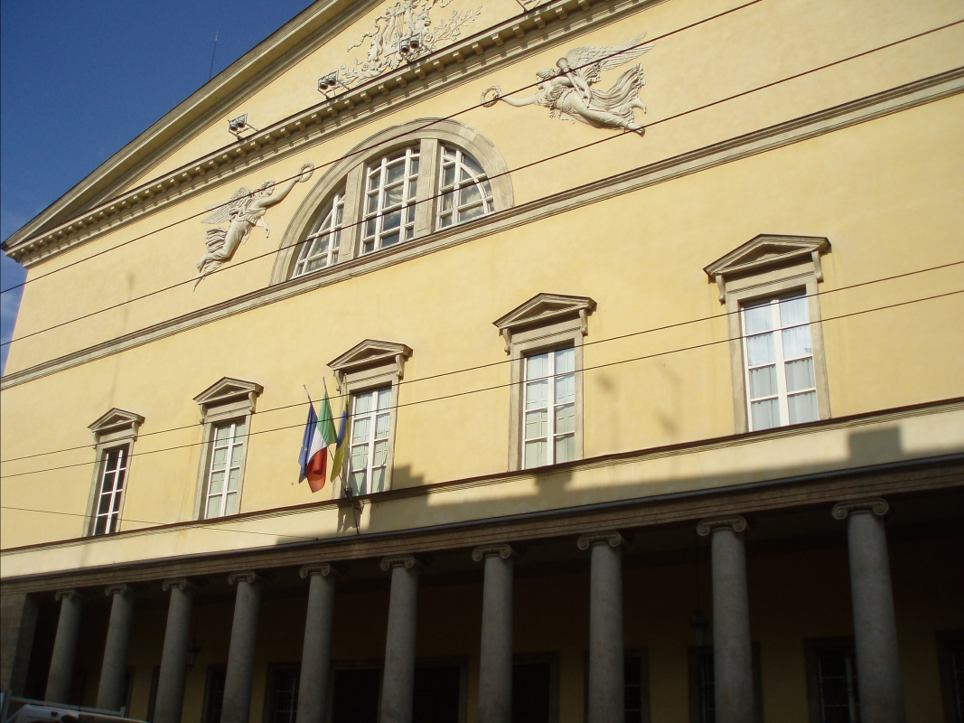 Teatro regio di Parma - Marcogiulio - Parma (PR)